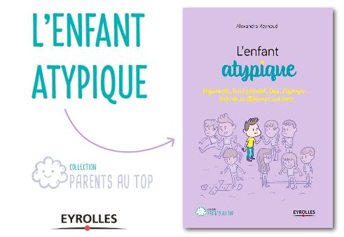 """Résultat de recherche d'images pour """"l'enfant atypique alexandra reynaud"""""""