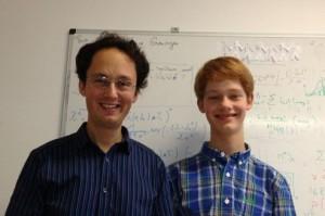 Neil Ibata publie à 15 ans, avec son père, un article dans Nature