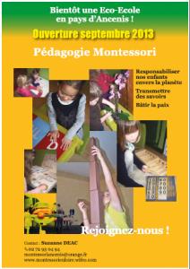 Suzanne Deac & son projet d'éco-école d'inspiration Montessori en Pays d'Ancenis