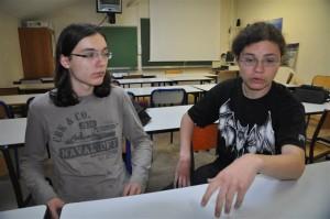 Léonard et Gabriel ont « sauté » pas moins de 3 classes durant leur scolarité.