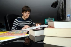 Maxime Parra, bachelier à 14 ans