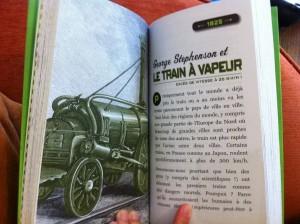 Exemple de page du livre...