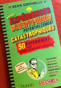 Indispensable pour tous les zébrillons scientifiques :