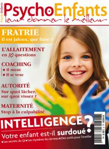 Intelligence : votre enfant est-il surdoué ? (PsychoEnfants, novembre 2013)