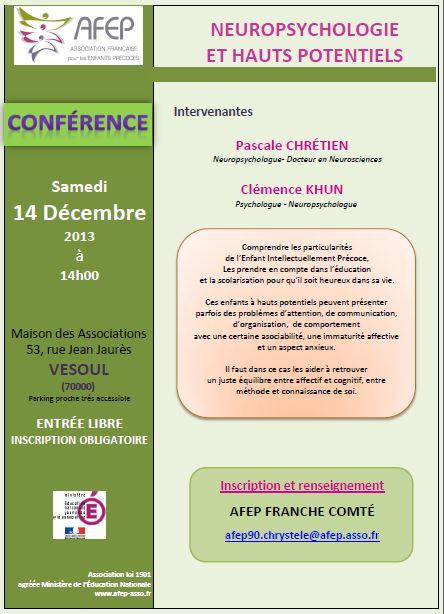 Conférence AFEP Franche Comté sur Vesoul (au format PDF)