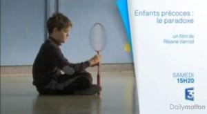 [VIDÉO] Enfants précoces : le paradoxe. Ils représentent entre 2% et 5% des enfants scolarisés (France 3, janvier 2014)