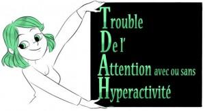 Le TDA, un handicap invisible (En pointillés, janvier 2014)