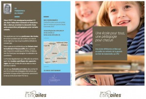 Plaquette école Ectinç'Ailes (cliquez pour ouvrir)