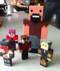 Autour du jeu vidéo MineCraft