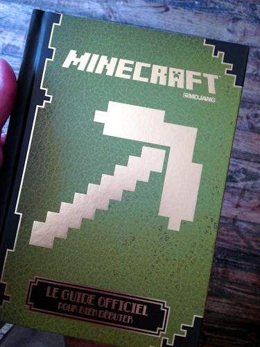 Le guide officiel MineCraft