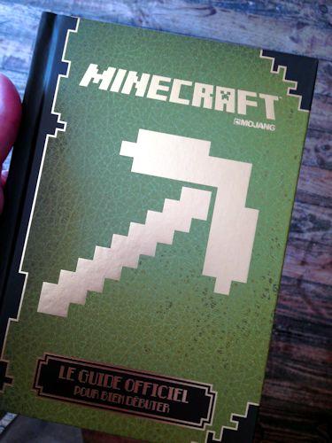 Le guide officiel MineCraft