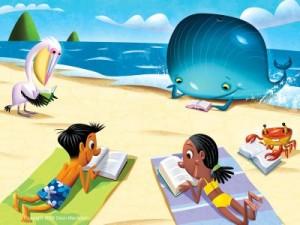 Les grandes vacances arrivent... quelques idées lecture ;)