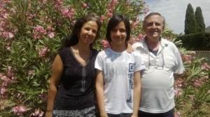 A 11 ans Jorick passe déjà son brevet des collèges (France Bleu Drôme Ardèche, juin 2014)