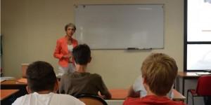 Lyon: bienvenue à l'école des surdoués (MetroNews, juillet 2014)