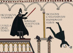 Star Wars version Latin ^^