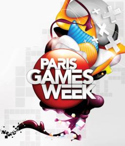 Le zébrillon en visite sur Paris pour l'ouverture de la Paris Games Week