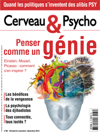 Cerveau & Psycho n° 66, novembre / décembre 2014