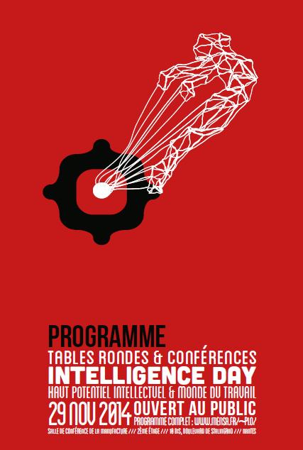 Programme Intelligence Day Mensa, avec Arielle Adda (cliquez pour ouvrir, au format PDF)