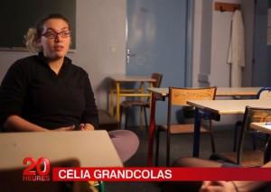 [VIDÉO] Autiste et fière de l'être (20heures de France 2, janvier 2015)