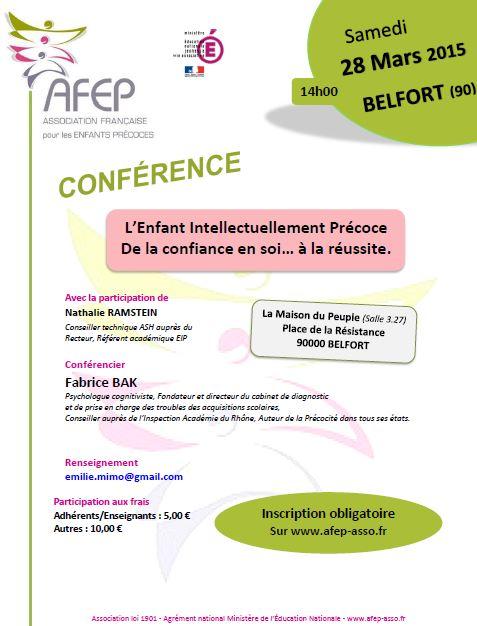 Conférence de F. Bak sur Belfort (cliquez pour ouvrir au format PDF)