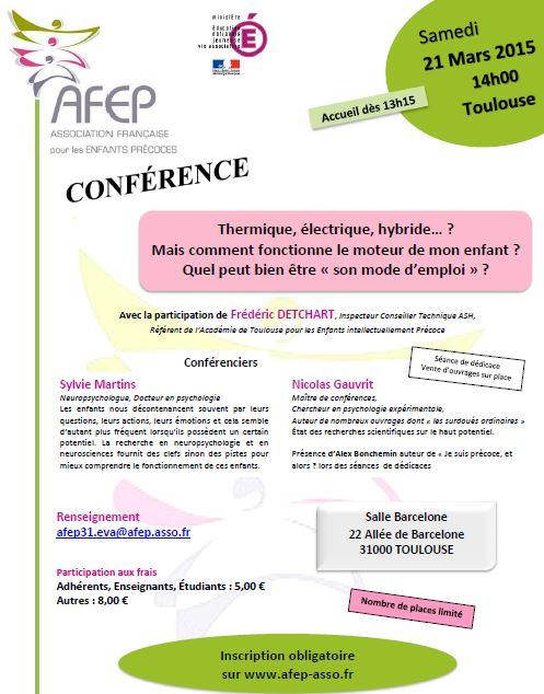 Conférence AFEP du 21 mars sur Toulouse (cliquez pour ouvrir en PDF)