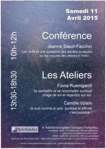 Naissance d'une association pour adultes surdoués & [CONFÉRENCE] sur Paris