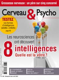 Les intelligences multiples vécues à l'école (Cerveau & Psycho, mars 2015)
