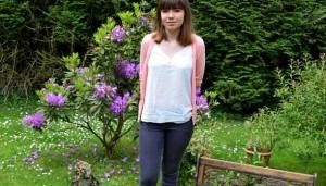 A16 ans Éléonore Auverlot va entrer en 2ème année de médecine (LaVoixDuNord, mai 2015)