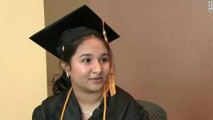 Enfant précoce: Harvard s'apprête à accueillir Ria Chevuru, une Américaine d'origine indienne de 11 ans (Le Huffington Post, juin 2015)