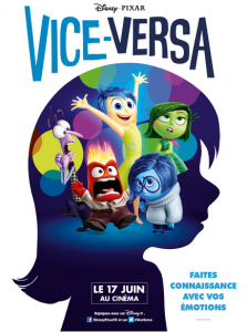 Vice-versa de Pixar