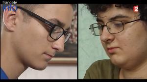 [VIDÉO] Ils passent le bac à 13 et 14 ans (JT de France 2, juin 2015)