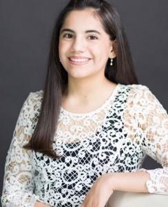 Dafne Almazan, plus jeune psychologue au monde... à 13 ans (Le Figaro Madame, octobre 2015)