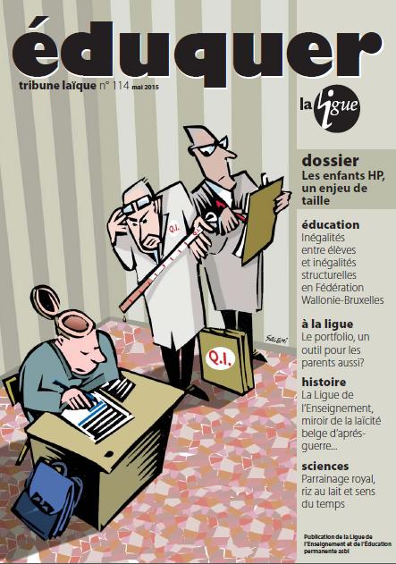"""Dossier belge """"HP, un enjeu de taille"""" (cliquez pour ouvrir au format PDF)"""