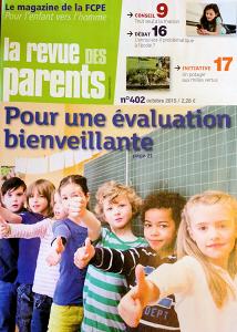 Sauter une classe : un choix délicat (La revue des parents, novembre 2015)