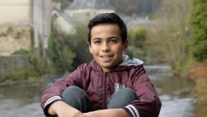 Témoignage. Léonardo, 12 ans, une grosse tête qui fait le dos rond (Ouest France, novembre 2015)