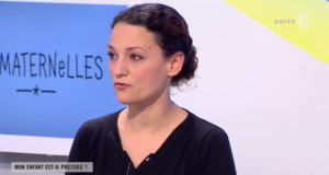 """[VIDÉO] Discussion """"Les Maternelles"""" : Mon enfant est-il précoce ? (France 5, décembre 2015)"""