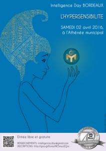 """[JOURNÉE] """"INTELLIGENCE DAY"""" à Bordeaux par MENSA Grand Aquitaine, le samedi 02 avril 2016"""