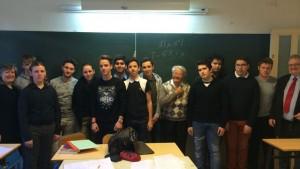 Au lycée Michelet de Nice, la fabrique des petits génies (Le Figaro étudiant, avril 2016)