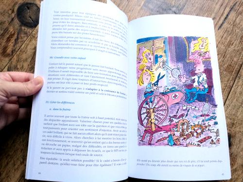 Le livre « Feuille de route pour familles avec enfants HPI », de Claudia Jankech & Pécub