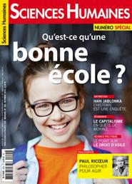 """""""Les tribulations d'un petit zèbre"""" dans les livres du n° « Qu'est-ce qu'une bonne école ? » (Sciences Humaines, septembre 2016)"""