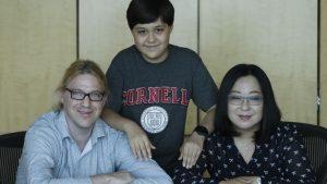 À 12 ans il rentre à l'Université & trouve ça facile (Le Figaro Étudiant, septembre 2016)