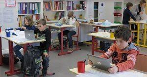 Précoces, ces élèves ont retrouvé le goût de l'école (Le journal de Saône & Loire, janvier 2017)