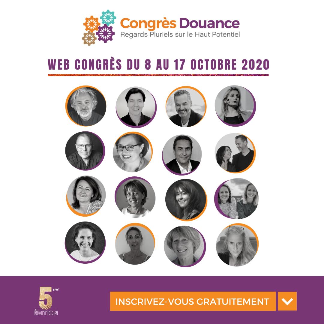Congrès Douance 5è édition